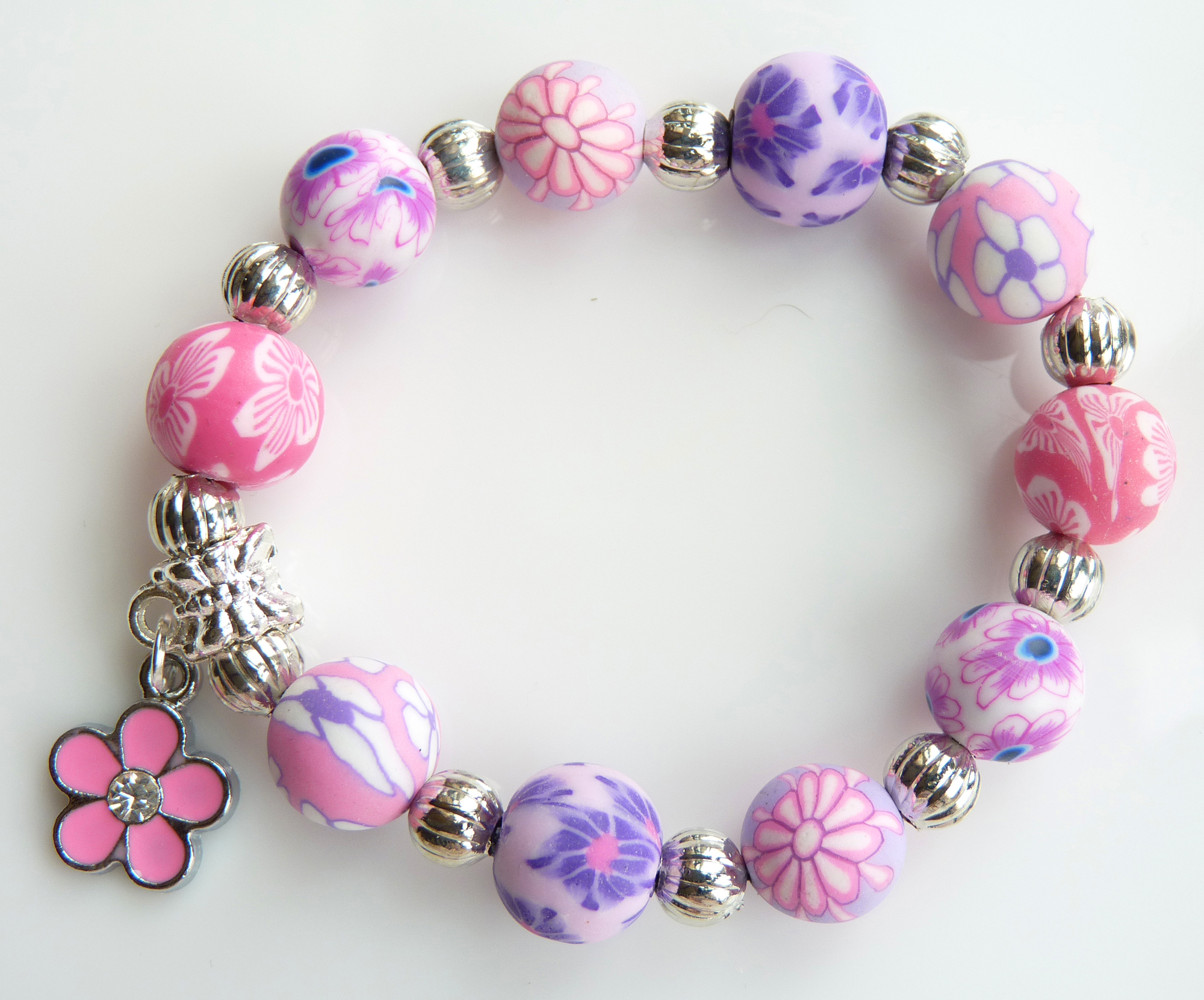 Snazzy Girls | Snazzy Beads: Handmade Clay Jewelry, Polymer Clay ...